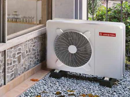 Come funziona una pompa di calore aria acqua a tecnologia for Costo pompa di calore aria acqua