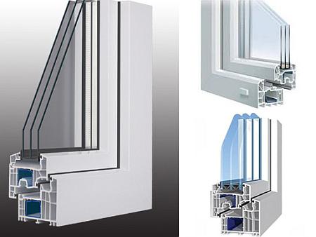 Infissi e finestre guida al risparmio energetico e scelta for Infissi pvc legno