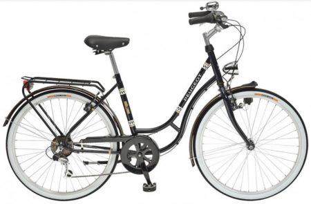 eLC01: la bicicletta elettrica di Peugeot dall'aspetto rétro