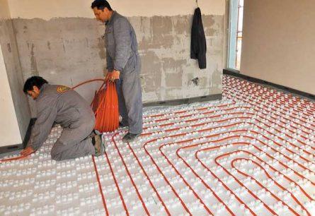 Sistemi radianti a pavimento, a soffitto, a parete: quali sono le differenze