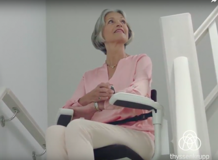 Montascale per anziani: qualche consiglio utile su scelta e manutenzione