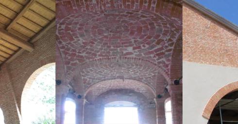 Sabbiatura di mattoni, legno e ferro – per una manutenzione efficace degli edifici