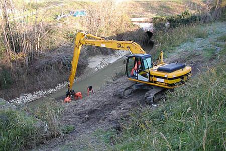 manutenzione fiumi