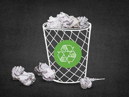 Come ridurre lo spreco di carta in ufficio
