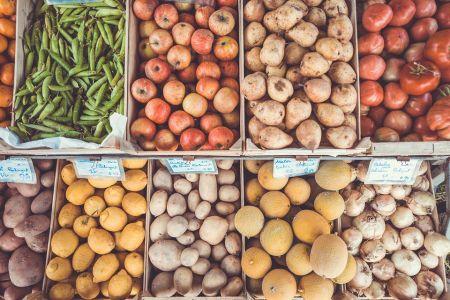 cassette della frutta