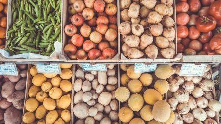 Cassette delle frutta, elemento green e vintage nell'arredare la casa