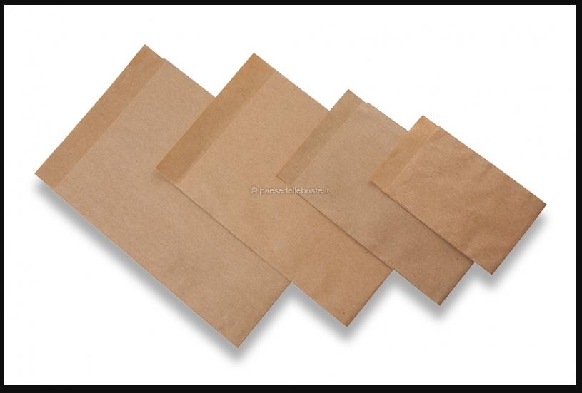 Buste in carta kraft e altre soluzioni per una corrispondenza cartacea ecocompatibile