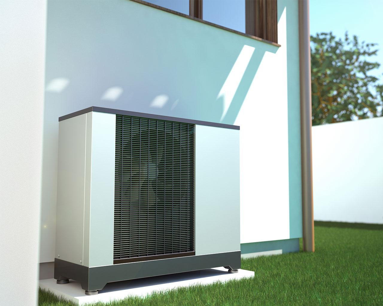 Fai una scelta ecologica: installa una pompa di calore